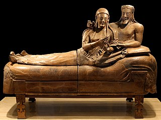 <i>Sarcophagus of the Spouses</i>