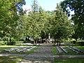 Sarkanās armijas karavīru brāļu kapi (362 kritušie), Viļāni, Viļānu novads. Latvia - panoramio.jpg