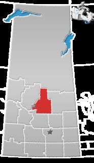 Division No. 15, Saskatchewan Census division in Saskatchewan in Canada