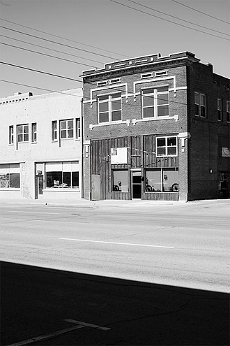 Sayre, Oklahoma - Buildings in Sayre
