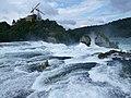 Schaffhausen - Rhine falls - panoramio.jpg