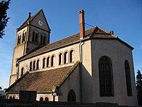 Scharrachbergheim église protestante 5.JPG