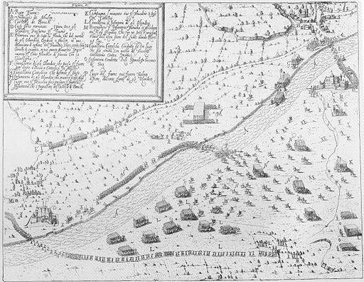 Schlacht von Mülheim 1605