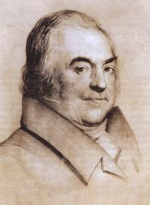 Carl Friedrich Ernst Frommann (Porträt von J. J. Schmeller, 1830) (Quelle: Wikimedia)