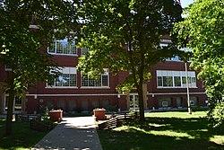 Former Schofield School in Schofield
