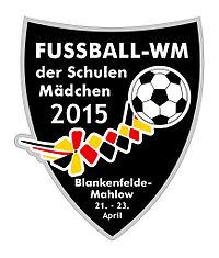 Logo der WM 2015