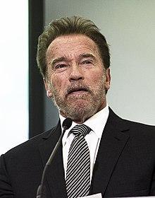 schwarzenegger dec 2015jpg - Arnold Schwarzenegger Lebenslauf