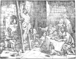 Schybi auf der Folter