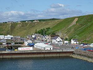 Scrabster - Scrabster Harbour