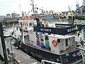"Sea cadet training vessel at ""Meet the Navy, 2008"" - geograph.org.uk - 900656.jpg"