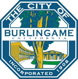 Burlingame, California - Image: Seal of Burlingame, California