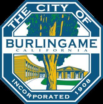 Burlingame, California - Image: Seal of Burlingame, California