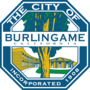 Seal of Burlingame, California.png