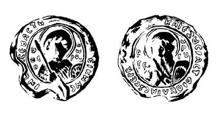 Seal of Constantine Bodin