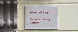 Seamus Heaney Centre.jpg