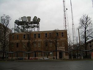 Media in Seattle - Antennas in Capitol Hill