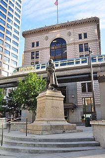 Statue of John McGraw