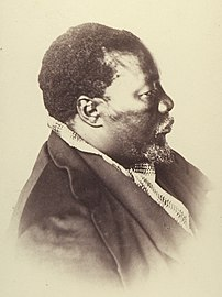 Sechele I kgosi of the Bakwena of Bechuanaland