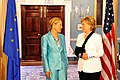 Secretary Clinton Meets With European Commissioner for External Relations and European Neighborhood Policy (3728515438).jpg