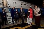 Secretary Kerry Arrives at Jomo Kenyatta International Airport in Nairobi, Kenya. (29105953296).jpg