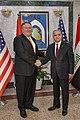Secretary Pompeo Meets Iraqi Foreign Minister Hakim (31734860537).jpg