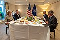 Secretary Pompeo Meets With NATO Secretary General Stoltenberg and NATO Ambassador Hutchinson (48669911307).jpg