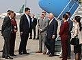 Secretary Tillerson Is Greeted Upon Arrival in Beijing (33119854180).jpg