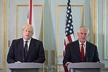 Boris Johnson Spectator