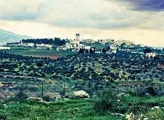 Sir, Jenin Municipality type D in Jenin, State of Palestine