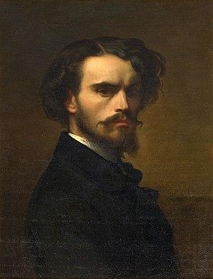 Alexandre Cabanel - Self-portrait (1852)