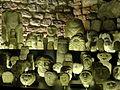 Senlis (60), musée d'art et d'archéologie, ex-voto du temple gallo-romain de la forêt d'Halatte 1.jpg