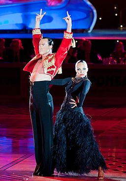 Sergey Surkov and Melia Paso Doble