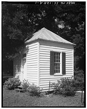 "Session (Presbyterianism) - The ""Session House"" of the Edisto Island Presbyterian Church was used by the Session and for small meetings."