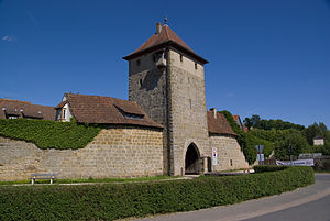 Seßlach - Town gate