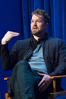 Seth Gordon at PaleyFest Fall TV Previews 2014.jpg