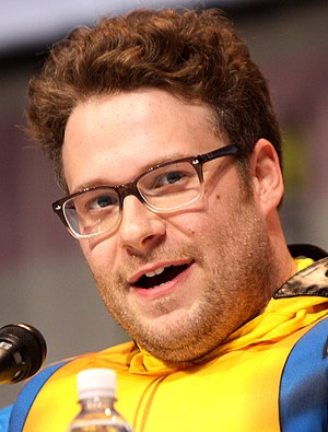 Seth Rogen - Rogen at the 2013 WonderCon