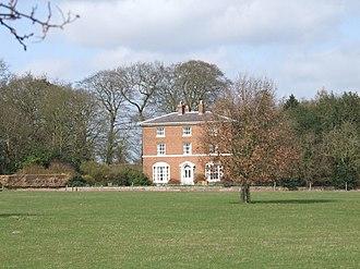 Donington, Shropshire - Shackerley Hall