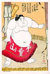 Daidōzan Bungorō no Dohyōiri