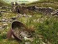 Sheep pens - Sartfell. Isle of Man - geograph.org.uk - 32184.jpg