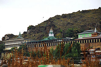 Hamza Makhdoom - Shrine of Makhdoom Sahib, Srinagar