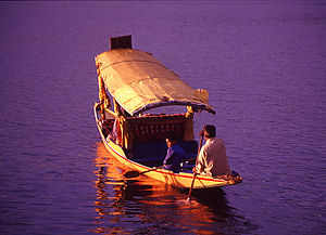 Shikara - Shikara on Dal Lake