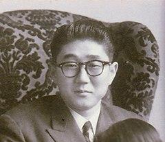 Shintaro Abe Japanese politician