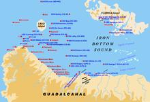 Solomon Islands Wreck Diving