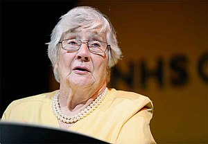 Shirley Williams - Image: Shirley Williams NHS Confederation annual conference, Manchester 11July 2011 (1)