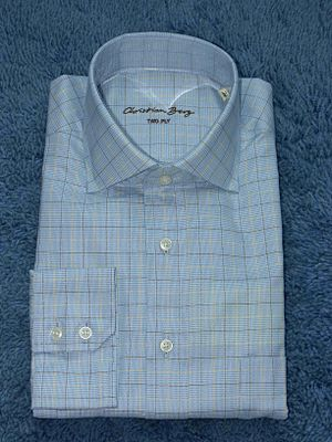 Shirt, brand: Christian Berg, fabric: cotton, ...