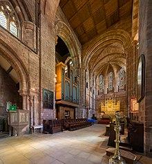 Abatejo Shrewsbury-organo.