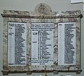 Shrewsbury St Chad WW1 memorial.JPG