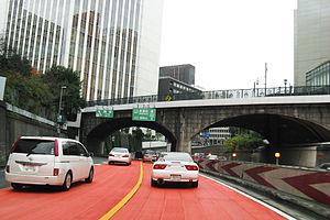 Shuto Expressway - Ginza, C1 Inner Circular Route