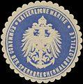 Siegelmarke K. Marine Kommando der Sperrbrecherhalbflottille W0357573.jpg