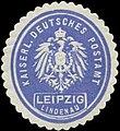 Siegelmarke Kaiserl. Deutsches Postamt Leipzig-Lindenau W0343237.jpg